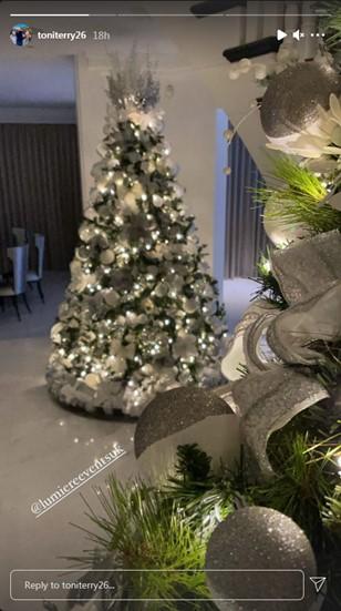 John Terry Christmas Decorations